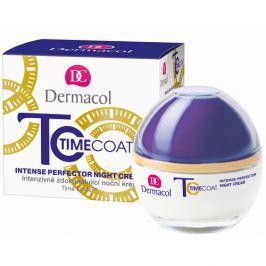 Dermacol Time Coat intenzivně zdokonalující noční krém  50 ml