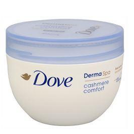 Dove Tělové máslo pro suchou pokožku Derma Spa Cashmere Comfort  300 ml