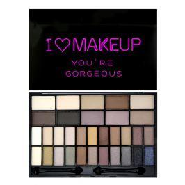 Makeup Revolution tematická paletka očních stínů  You'Re Gorgeous