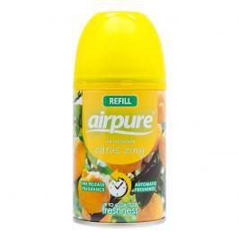 Airpure Air Freshener náhradní náplň do osvěžovače Citrus Zing 250 ml