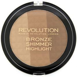 Makeup Revolution bronzující pudr a rozjasňovač v jednom