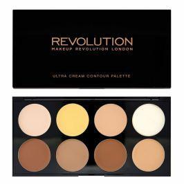 Makeup Revolution ultra krémová konturovací paletka