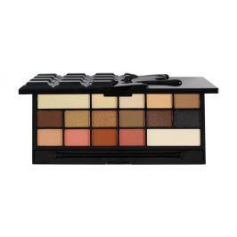 Makeup Revolution zázračná paletka očních stínů Hříšná čokoláda