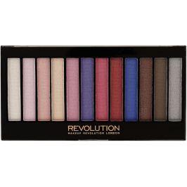 Makeup Revolution paletka 12 očních stínů  Unicorns Are Real