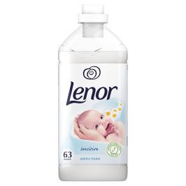 Lenor aviváž Gentle Touch, 63 praní 1,9 l Parfemované