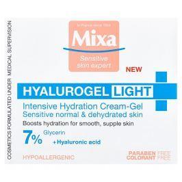 Mixa Sensitive Skin Expert, Intenzivní hydratační péče 50 ml