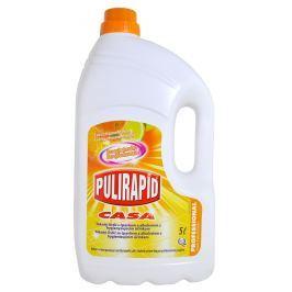 Pulirapid Casa Agrumi, univerzální čistič se čpavkem 5 l, citrusové ovoce