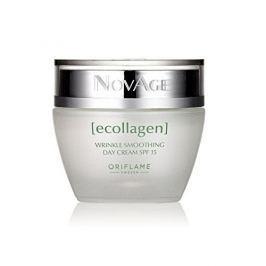Oriflame NovAge Ecollagen SPF 15, denní vyhlazující krém proti vráskám 50 ml