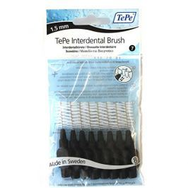 TePe mezizubní kartáčky 1,5 mm Normal černý černý, 8 ks