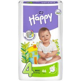 Bella Happy Maxi 4 pleny, 8-18 kg  46 ks
