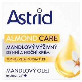 Nutri Skin mandlový výživný denní a noční krém pro suchou a velmi suchou pleť 50 ml