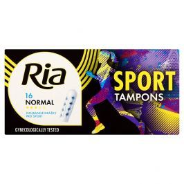 Ria Sport Normal tampony 16 ks