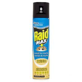Raid Max sprej proti létajícímu hmyzu 300 ml