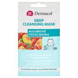 Dermacol textilní hloubkově čisticí maska 3D 1 ks
