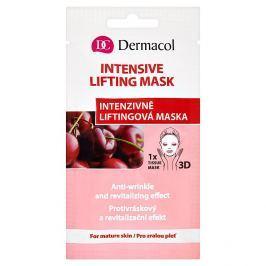 Dermacol Textilní intenzivně liftingová maska 3D 1 ks