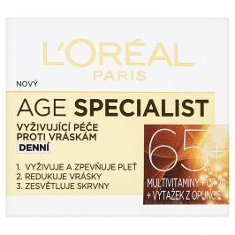 L'Oréal Paris Age Specialist 65+ denní vyživující péče proti vráskám 50 ml