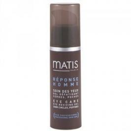 Matis Paris Réponse Homme povzbuzující oční gel pro muže proti tmavým kruhům a otokům 15 ml