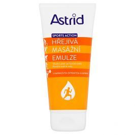 Astrid hřejivá masážní emulze s paprikovým extraktem a kafrem 200 ml