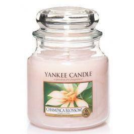 Yankee Candle vonná svíčka střední Champaca Blossom, 411 g