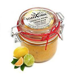 Soaphoria přírodní peeling na tělo Citrusová bomba 250 ml