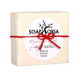 Soaphoria organické mýdlo na lupénku, ekzém a problematickou pokožku s vlastní tinkturou  150 g