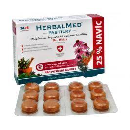 Simply You HerbalMed pastilky Dr. Weiss pro posílení imunity  24 pastilek + 6 pastilek ZDARMA