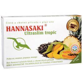 Hannasaki UltraSlim - čajová směs 3 x 25 g Mandarine