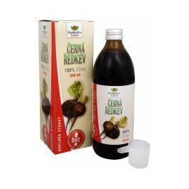 Černá ředkev - 100% šťáva z černé ředkve 500 ml