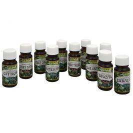 Vonný olej do aromalamp 10 ml Podzimní osvěžení