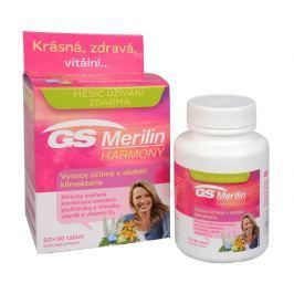 GS Merilin Harmony 60 tbl. + 30 tbl. ZDARMA