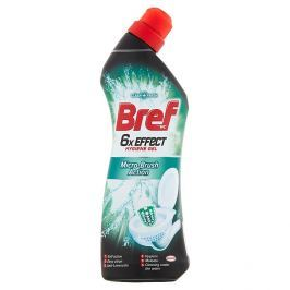 Bref WC 6x Effect Micro Brush Action WC gel 750 ml