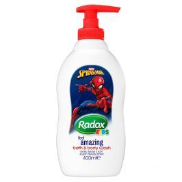 Radox Kids Spiderman sprchový gel 400 ml