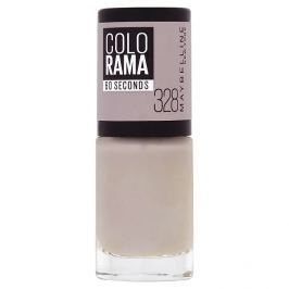 Maybelline New York Colorama 60 Seconds lak na nehty 328 Street, 7 ml