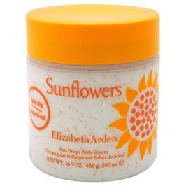Elizabeth Arden Sunflowers tělový krém 500 ml