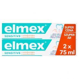 Elmex Sensitive zubní pasta 2 x 75 ml