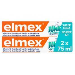 Elmex Junior zubní pasta s aminfluoridem 6-12 let 2 x 75 ml