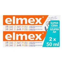 Elmex Kids zubní pasta 2 x 50 ml