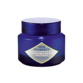 L´Occitane Immortelle Precious Night Cream hydratační noční krém proti vráskám pro všechny typy pleti  50 ml