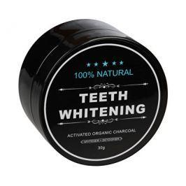 Cyndicate Bělící zubní pudr Charcoal  30 g S bělícím účinkem