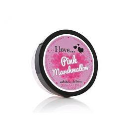 I Love Pink Marshmallow vyživující tělové máslo s vůní růžového marshmalow  200 ml Tělové krémy a mléka