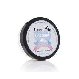 I Love Coconut Ice vyživující tělové máslo s vůní kokosu  200 ml