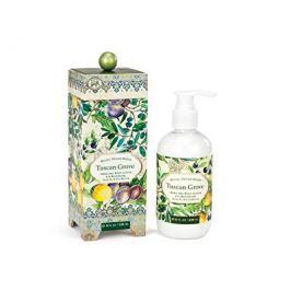 Michel Design Works Hydratační mléko na ruce a tělo Tuscan Grove 236 ml Krémy, oleje
