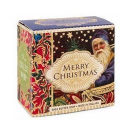 Michel Design Works luxusní mýdlo v elegantní krabičce Santa  100 g