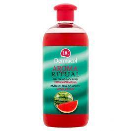 Dermacol Aroma Ritual osvěžující pěna do koupele vodní meloun 500 ml Pěna do koupele