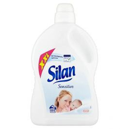 Silan Sensitive aviváž, 111 praní 2775 ml