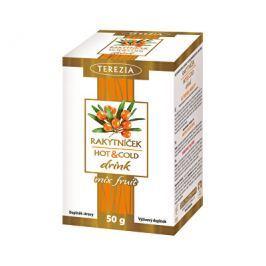Rakytníček HOT & COLD drink 50 g  Bylinné porcované čaje