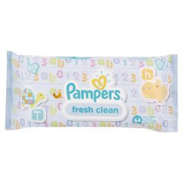 Pampers Fresh Clean ubrousky 64 ks Ubrousky