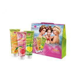 Dermacol Aroma Ritual dárková sada sprchových gelů  3x 250 ml