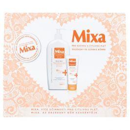 Mixa Intensive Care Dry Skin dárková sada tělové péče  Pro muže