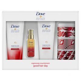 Dove Good Hair Day dárková sada péče o vlasy + plechová krabička  Pro ženy